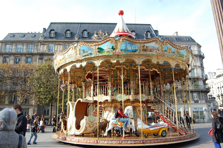 Paris, A Moveable Feast – In Two Days