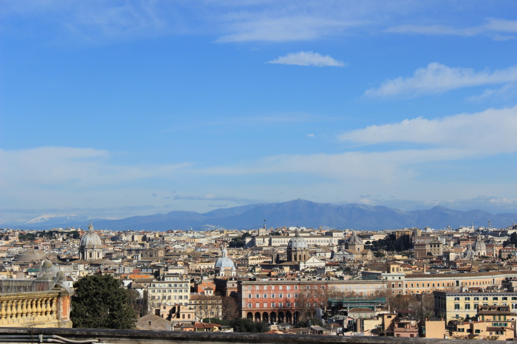 Vacanze Romane or 3 days in Rome