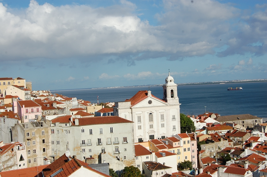 Find your perfect city to live in (choose Lisbon)