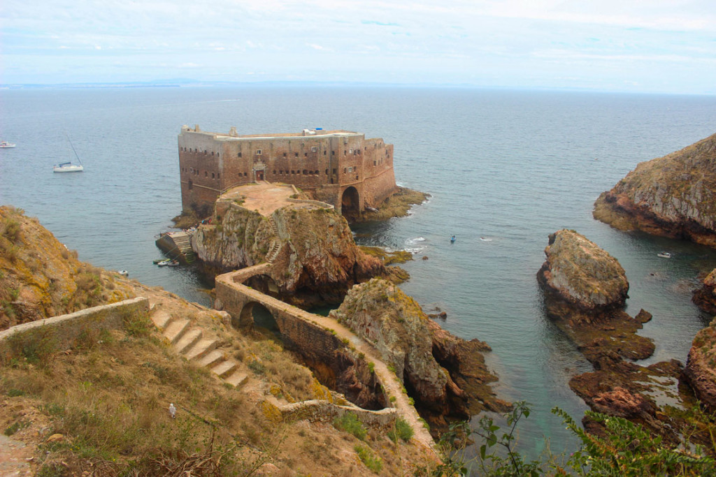 Berlengas Islands are in Europe and you haven't visited them yet?