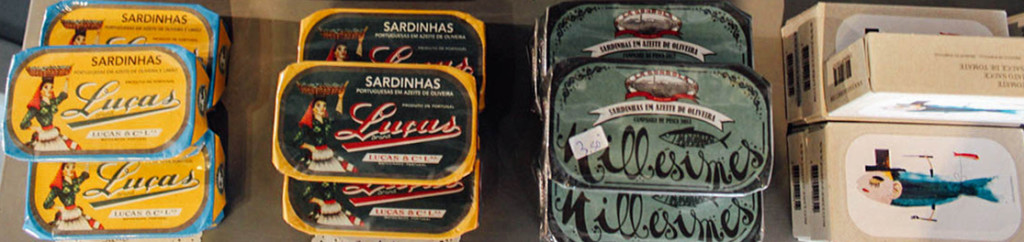 The tradition of canned fish in Portugal