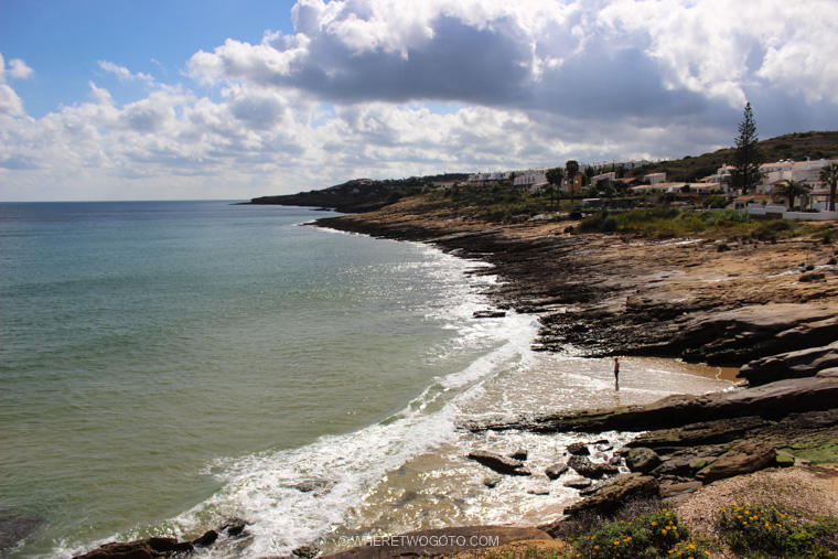 Praia da Luz Algarve Where Two Go To