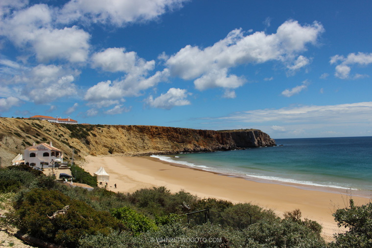Praia da Mareta Algarve Where Two Go To