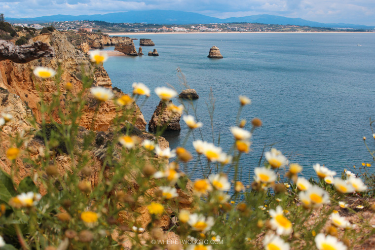 Praia do Camilo in Algarve Where Two Go To