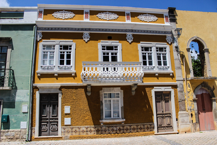 Tavira Algarve Portugal Where Two Go To