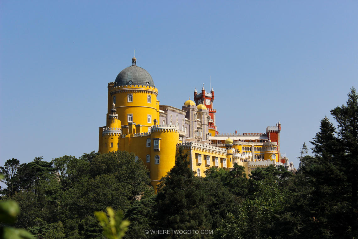 Welcome to Sintra's Park and National Palace of Pena
