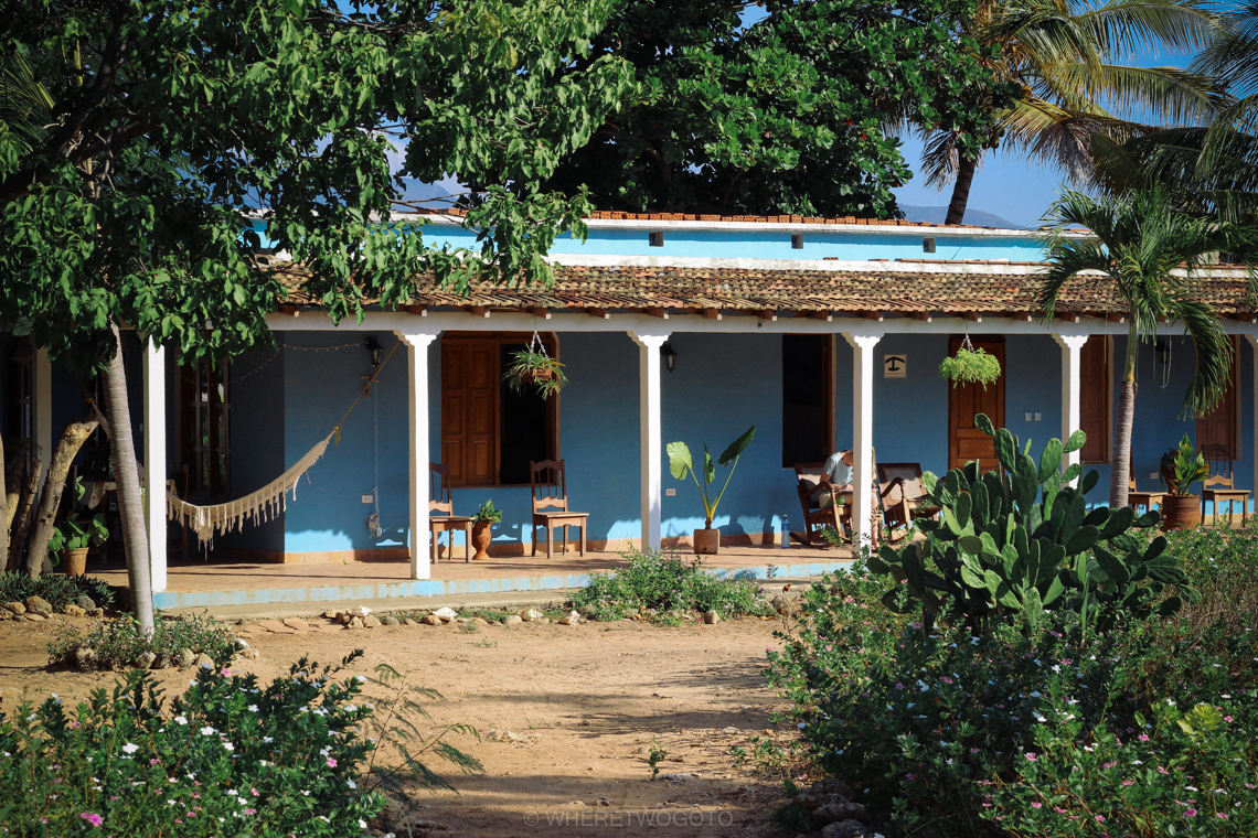 Our oasis in Trinidad or how we fell in love with Cuba